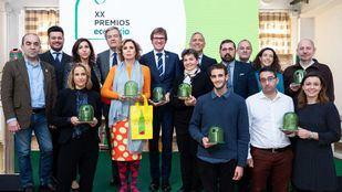 XX edición de los Premios Ecovidrio
