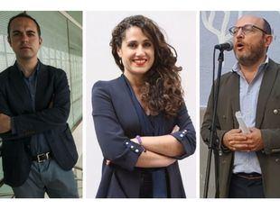 Calvo, López y Fernández analizan los resultados electorales