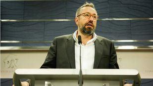 Juan Carlos Girauta, Secretario de Reformas de Estado y Regeneración Democrática en la Ejecutiva de Ciudadanos.