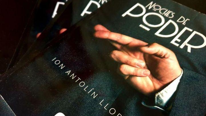 Ion Antolín Llorente publica 'Noches de Poder', un thriller político que retrata las luchas por el poder