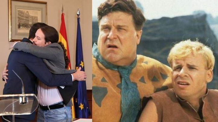 Los mejores memes del acuerdo entre Sánchez e Iglesias