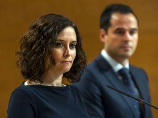 Avalmadrid: un juego de espejos en la Asamblea de Madrid
