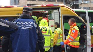 Herida grave una mujer atropellada en Las Tablas