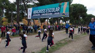 Niños del colegio Ábaco participan en el Abacross.