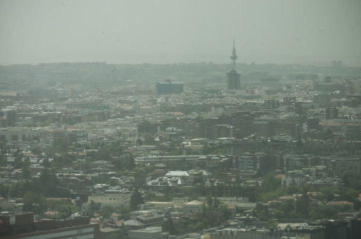 La Comunidad avisará de episodios de contaminación con al menos 48 horas de antelación