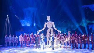 'Circo de hielo 2': patinaje, espectáculo y ambiente navideño
