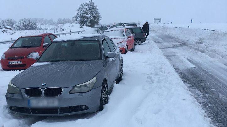 Alerta por nevadas en la Sierra a partir de 1.000 metros