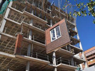 AEDAS Homes continúa modernizando la construcción con la integración de fachadas industrializadas