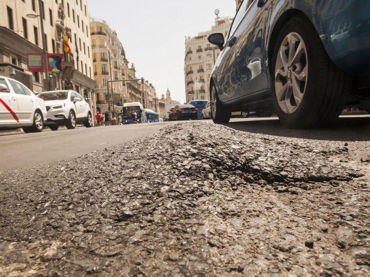 """Una """"gran"""" operación asfalto, la remodelación de la plaza Felipe II y varios parkings disuasorios, en los primeros Presupuestos de PP y Cs"""