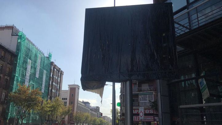 Nuevas pantallas informativas en los parkings de Madrid Central a partir del 22 de noviembre