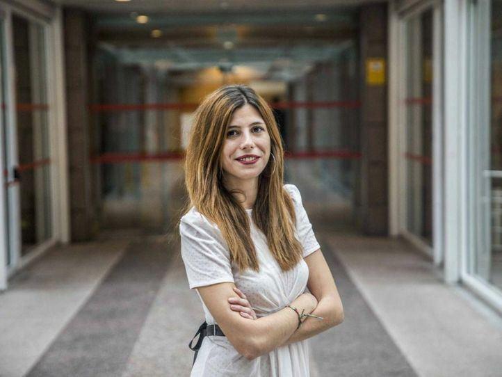 Loreto Arenillas, diputada de la Asamblea en sustitución de Íñigo Errejón