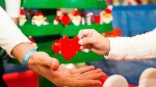 El Corte Inglés y LEGO lanzan 'Build to Give', una acción solidaria a favor de Aladina