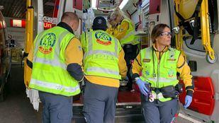 Herido grave tras recibir varias puñaladas en el barrio de El Pilar