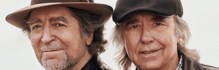 El WiZink Center de Madrid acogerá dos nuevos y últimos conciertos de Sabina y Serrat