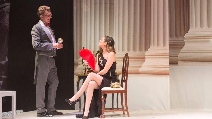 Obra de teatro 'Un marido ideal'