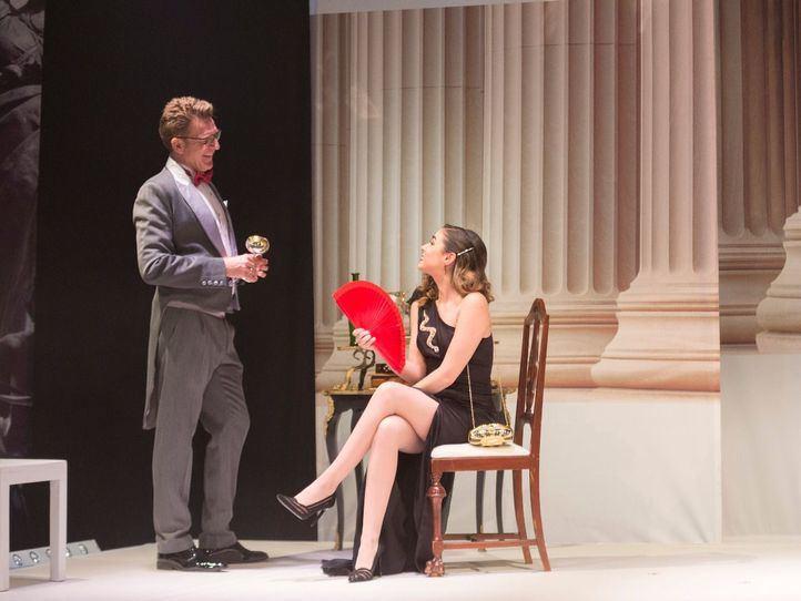 Un marido ideal en el teatro Príncipe