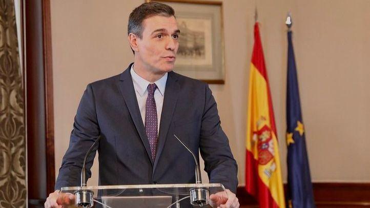 Negociaciones de investidura: el PSOE se reúne con el PRC y suma el apoyo del PNV