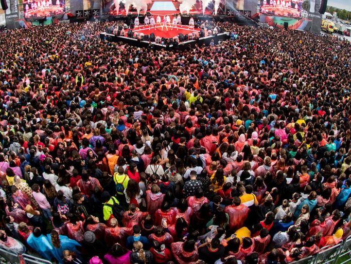 Detenidas dos personas por estafa al vender entradas falsas para festivales