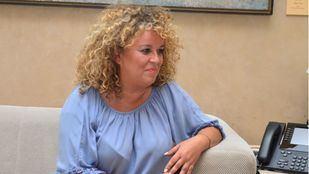 Cristina Moreno, exalcaldesa de Aranjuez