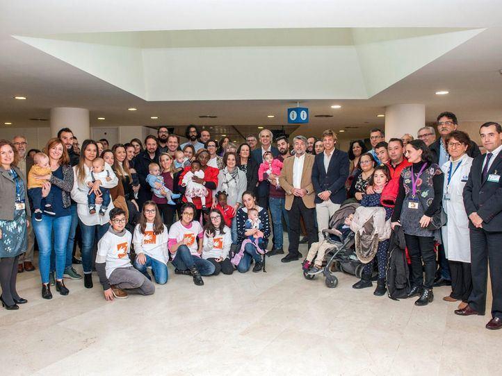 El jefe de Neonatología del Gregorio Marañón recibe el 'Patuco de Honor' de la APREM