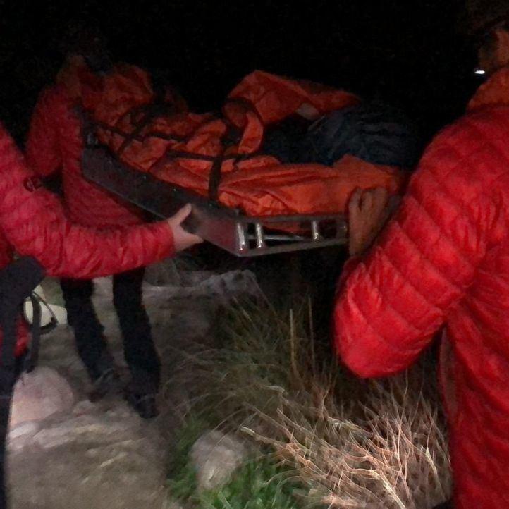 El GERA realiza dos intervenciones en La Pedriza para rescatar a un niño y un grupo de scouts