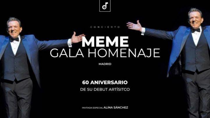 El músico cubano Meme Solís elige Madrid para celebrar sus seis primeras décadas de profesional
