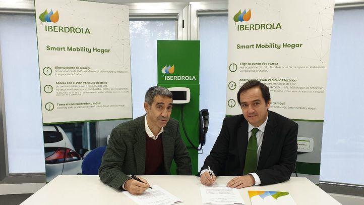 Iberdrola y AMDA se alían para impulsar la movilidad eléctrica y el autoconsumo