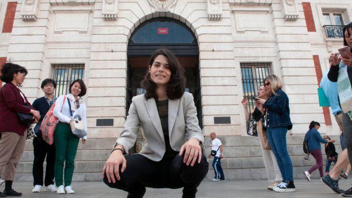 Isabel Serra, procesada por desórdenes públicos durante un desahucio