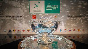 La Copa Davis 2019 arranca en Madrid