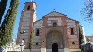 Iglesia Santo Domingo de Silos, en Pinto.