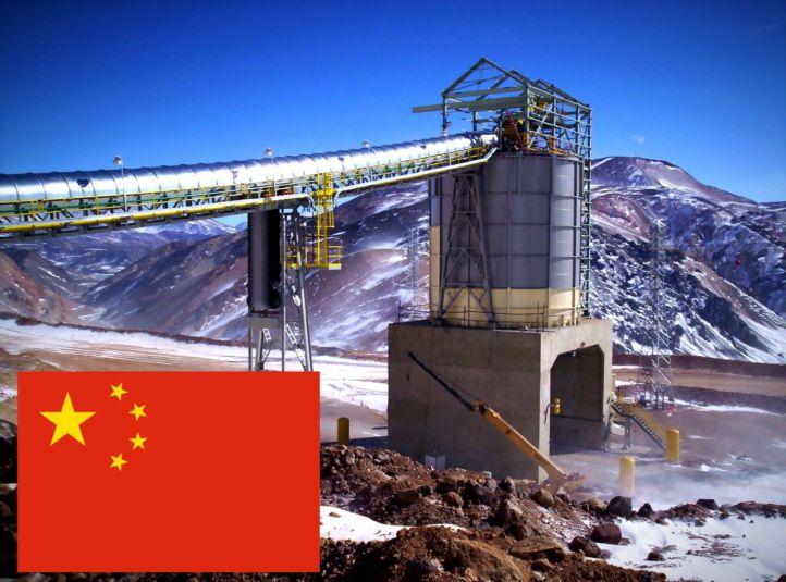 Como crecen las inversiones de China en América Latina sobre el sector minero