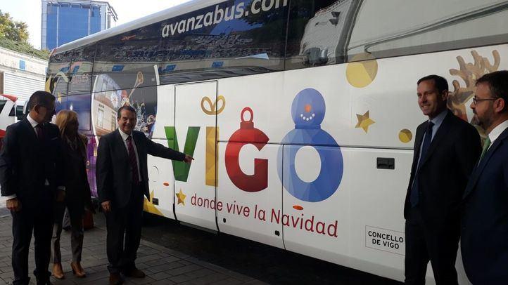 El alcalde de Vigo en Madrid