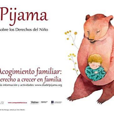 Día del pijama: una fecha para conocer el acogimiento familiar