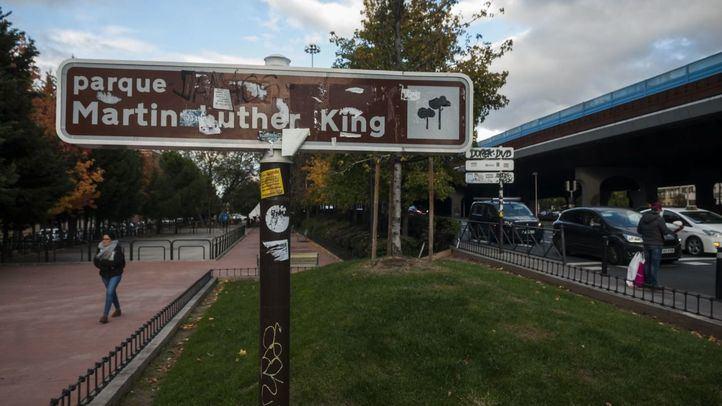 Retiro reformará el Parque Martin Luther King en 2020