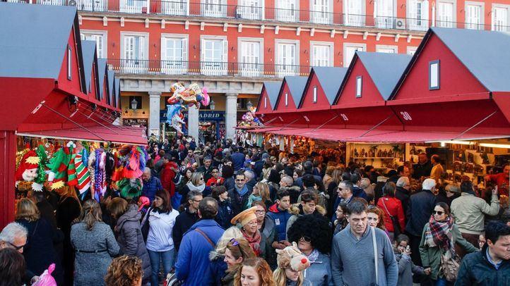 Madrid contará con un 'taxi luz' navideño para los mayores solos