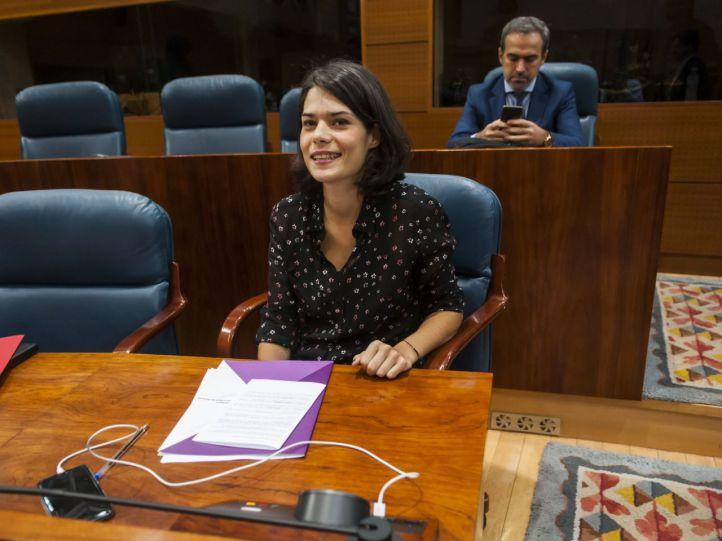 Isa Serra: 'Estoy orgullosa de haberme manifestado pacíficamente'