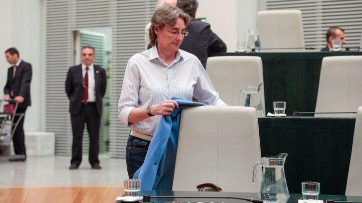 Marta Higueras, portavoz de Más Madrid.