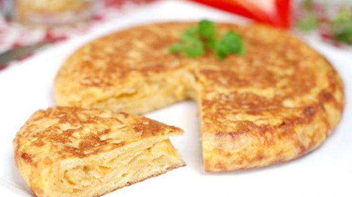 Las tortillas en sus múltiples variedades llegan a los bares de Madrid.