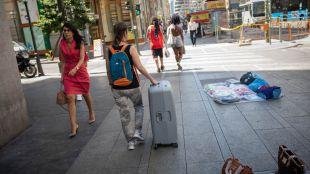 El Ayuntamiento pide poder multar a los pisos turísticos, que ya son más de 11.000