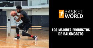Ofertas baloncesto Black Friday -50% en Basket World