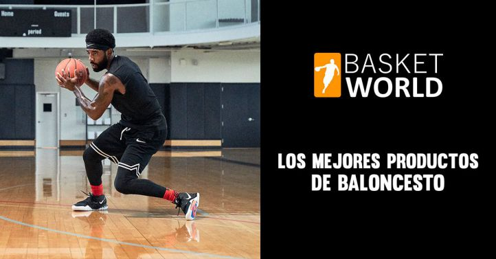 Ofertas baloncesto Black Friday -50% en Basket World