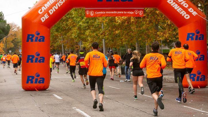 La carrera popular de Canillejas cumple 40 años este domingo