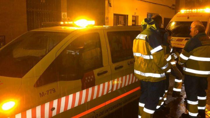 Los servicios de emergencia solo pudieron certificar el fallecimiento de la víctima