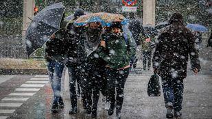 Así se prepara Madrid para las próximas nevadas