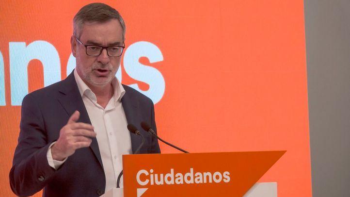 Villegas y De Páramo también dicen adiós: quedarán fuera del nuevo Cs de Arrimadas