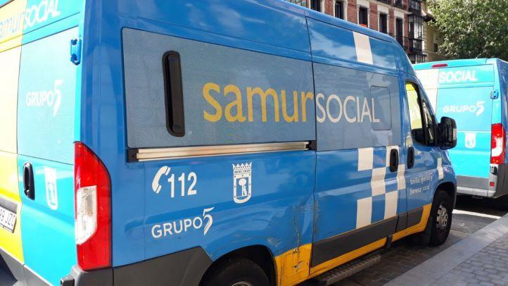 Huelga de 24 horas del Samur Social este lunes por