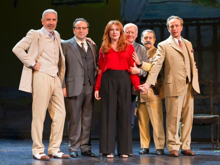 'La fiesta del chivo' en el teatro Infanta Isabel