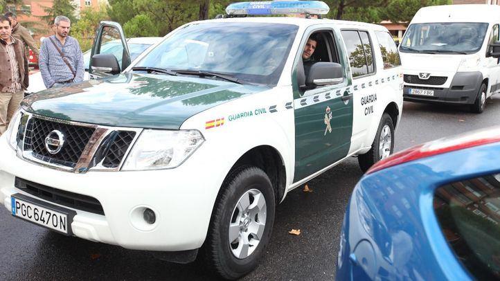 Detenido el presunto agresor a su pareja de San Lorenzo de El Escorial