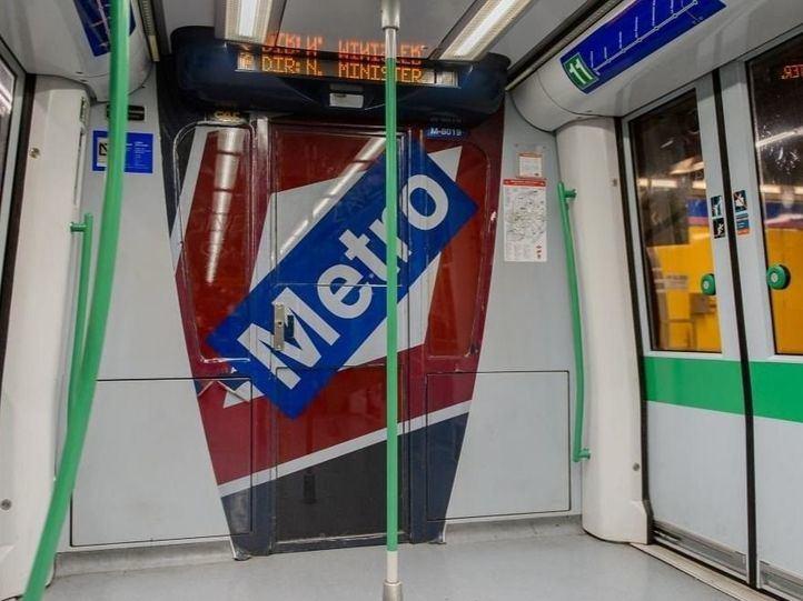 Metro de Madrid comprará 67 nuevos trenes para finales de año