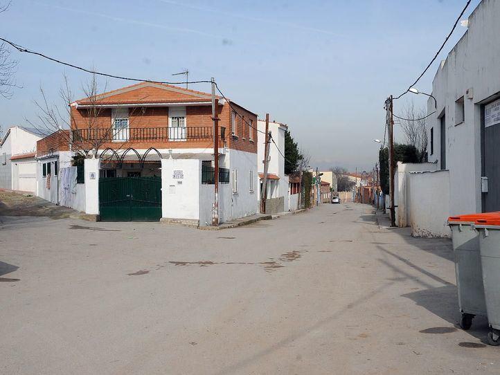 Chalets y casas en la Cañada Real